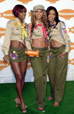 Destiny's Child's Best Style Moments: A Review - The Cut