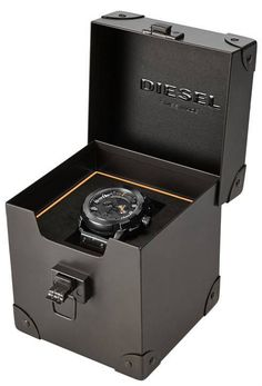 diesel swiss DZS001 limited edition - only 555 made worldwide