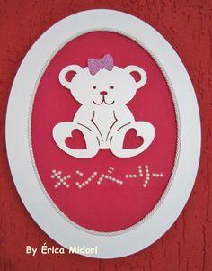 Porta maternidade escrito em japonês! Vai para Joinville /SC