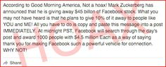 Facebook Hoax / Image Credit: Amit Chowdhry