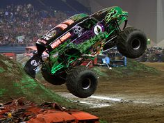 te grave digger monster truck photos | Grave Digger by IJsselstein