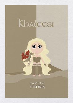 """""""Khaleesi"""""""