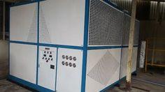 WATER CHILLER GAS R407C