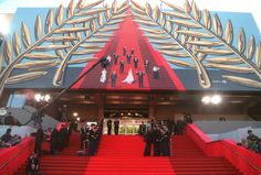 The #Cannes #Film #Festival is the most important cinematographic festival which was started in France at the end of the 1930s. It is held annually in May at the Palais du Festival, built specifically for this festival - #redcarpet