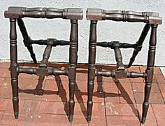 Funeral & Cemetery Intelligent Antique Victorian Funeral Folding Casket Coffin Stands Biers Iron Bases Table