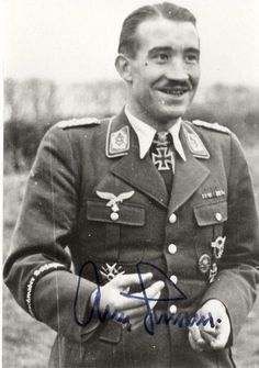 Adolf Joseph Ferdinand Galland 19 March 1912 9 February 1996 was a German Luftwaffe general and flying ace who served throughout the Second World War in E Luftwaffe, Air Fighter, Fighter Pilot, Adolf Galland, The Spitfires, Germany Ww2, Flying Ace, German Uniforms, Battle Of Britain