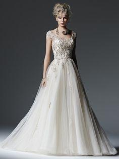KleinfeldBridal.com: Maggie Sottero: Bridal Gown: 33293010: Princess/Ball Gown…