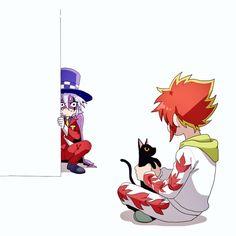 Joker Phoenix, Joker Pics, Magic Kaito, A Cartoon, Digimon, Mystery, Pokemon, Logo Design, Animation