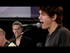 John Mayer - Belief (Live at the Crossroads Festival)