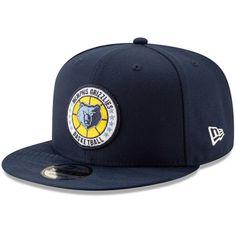 5f97d4a1a8c4cf Men's Memphis Grizzlies New Era Navy 2018 Tip-Off Series Team 9FIFTY  Adjustable Hat