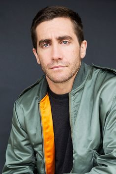"Jake Gyllenhaal wears a ""Clone"" Jacket like all the gay boys used to wear"
