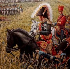 French general at Waterloo