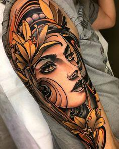 NJoy quality - tattoome: Fede Almanzor