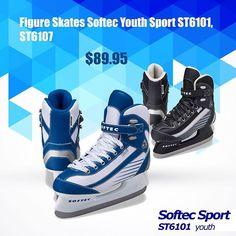 Figure Skates Softec Youth Sport ST6101, ST6107 https://figureskatingstore.com/ice-skates/jackson-skates/jackson-children-skates-sizes-8-4-/ #figureskatingstore #figureskating #figureskater #icedance #jacksonultima #iceskating #ice #skating