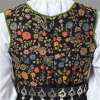Folk Costume, Costumes, All Things, Apron, Floral Tops, Blouse, Norway, Sweden, Scandinavian
