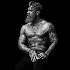 Harley Davidson News – Harley Davidson Bike Pics Josh Mario John, Indoor Photography Tips, Men Photography, Beard Styles For Men, Hair And Beard Styles, Viking Beard Styles, Anime Guy Long Hair, Bmw R100, Viking Men