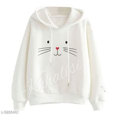 Sweatshirts Women Western Wear  Sweatshirts  Fabric: Fleece Sleeve Length: Long Sleeves Pattern: Printed Multipack: 1 Sizes: S (Bust Size: 36 in Length Size: 28 in)  M (Bust Size: 38 in Length Size: 28 in)  L (Bust Size: 40 in Length Size: 28 in)  XL (Bust Size: 42 in Length Size: 28 in)  XXL (Bust Size: 44 in Length Size: 28 in) Country of Origin: India Sizes Available: XS, S, M, L, XL, XXL   Catalog Rating: ★4.2 (12915)  Catalog Name: Classic Partywear Women Sweatshirts CatalogID_1620071 C79-SC1028 Code: 165-9286481-4641