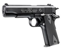 Colt .22 LR Great for your bag, ammo is light, and good for small game
