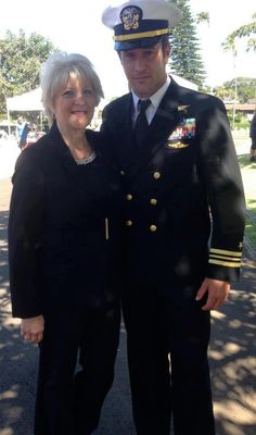 You know you want more in Navy Dress Blues Navy Blue Dresses, Navy Dress, Dress Blues, Navy Uniforms, Hawaii Five O, Alex O'loughlin, Navy Seals, Gorgeous Men, My Girl