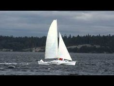 Pacific Proa Jzerro in Port Townsend - September 2012 - YouTube