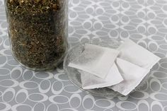 Quiet Time Herbal Tea  Four Individual Bags by earthcharms on Etsy (Home & Living, Food & Drink, Coffee & Tea, Tea, earthcharms, socoetsy, herbal tea, sleep, relax, calm, spearmint leaves, chamomile flowers, raspberry leaf, calendula flowers, skullcap aerial, catnip leaf flower)