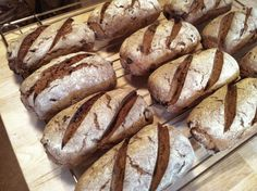 On sourdough rye bread with cumin and raisins
