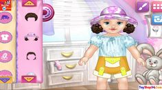 Video games for kids, fashion design games for fun baby, I Love Toys