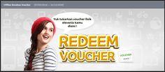 Reedem Voucher Elevenia, 7 Mei 2014 – 31 Desember 2020