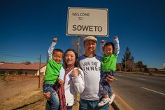 South Africa, Beautiful Family, Vibrant, Tours, City, Cities