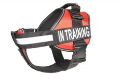 Dogline Unimax Service Dog Multipurpose Pet Dog Nylon Harness With Removable Chestplate and IN TRAINING Velcro Patches *** Check out the image by visiting the link.