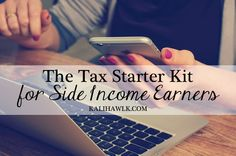 "Let's begin this basic tax overview for solopreneurs, side hustlers, and anyone making a few extra bucks on the side to answer, ""Do I have to pay taxes?"""