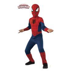 Disfraz de SpiderMan Marvel para Niño Ultimate Spiderman #Marvel #Spiderman