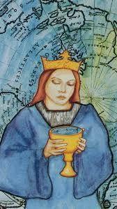 tarot- rainha de copas - Pesquisa Google