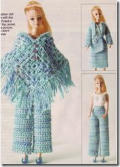 My Own Universe: Crochet For Dolls
