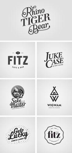 こんにちは、Kikuokaです。今回のtipsは【海外おしゃれロゴデザインまとめ - 21 cute and cool logo designes】に関してです。初のロゴについての記事になりますが、最近色々なかっこいいサイトを見ているとデザ...
