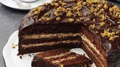 Τούρτα κέϊκ σοκολάτας! | Sokolatomania.gr, Οι πιο πετυχημένες συνταγές για οσους λατρεύουν την σοκολάτα και τις γλυκές γεύσεις.