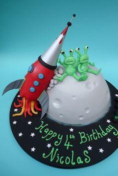 SciFi cake