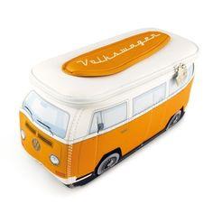 b317cbf3a7 VW Orange Bay Campervan Universal Neoprene Wash Bag