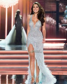 Rachel Peters Miss Universe Philippines 2017 Evening Gown Competition Glam Dresses, Sexy Dresses, Nice Dresses, Fashion Dresses, Miss Dress, Dress Up, Miss Universe Dresses, Blue Sparkly Dress, Eastern Dresses