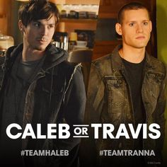 #TeamHaleb or #TeamTranna #PLL