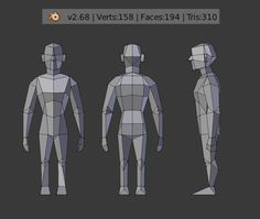 LOWPOLY (sub 1000~ triangle models) - Page 516 - Polycount Forum