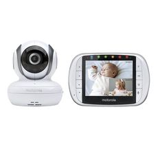 Motorola MBP36S Remote Wireless Video Baby Monitor Review