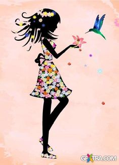 Flower Fairy - Shutterstock