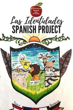 Las Identidades project great for your advanced or AP Spanish class. Students are asked to answer questions about their name, then design a tattoo or coat of arms (their choice). Finally students present the information to their classmates. Spanish Grammar, Ap Spanish, Spanish Teacher, Spanish Classroom, Teaching Spanish, Sioux, Name Tattoos On Arm, Activity Games, Activities