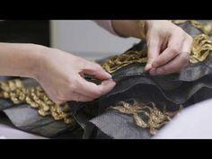 Christian Dior, Designer of Dreams Exhibition - Secrets of Restoration - YouTube
