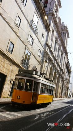 Never leave Lisbon without riding tram 28 which will take you on a charming journey through the most emblematic districts and attractions.