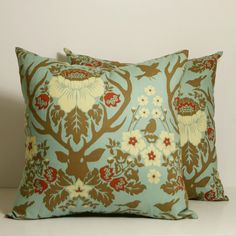 For ManRoom couch...16 x 16 Decorative Throw PIllow Covers by compelledtocraft on Etsy, $24.00