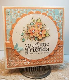 It's a Stamp Thing: OCC...Best Friend Challenge
