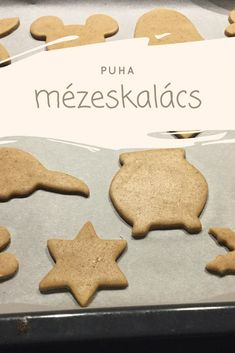 Puha és nagyon finom mézeskalács recept Gingerbread Cookies, Cooking, Cake, Desserts, Food, Gingerbread Cupcakes, Kitchen, Tailgate Desserts, Ginger Cookies