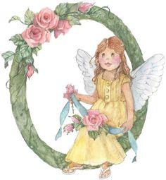 Visite a Galeria de Alfabetos clicando aqui!     Um lindo e fofo alfabeto de anjos para você imprimir e utilizar em trabalhos de Decoupage ...